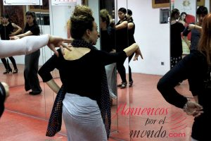 "Classes at ""Flamencos por el mundo"" (Seville) @ Flamencos por el mundo"