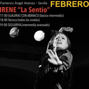 "Classes at ""Flamenco ADOS"" (Seville) @ Flamenco ADOS 