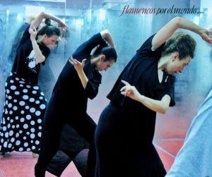 "Classes at ""Flamencos por el mundo"" (Seville)"