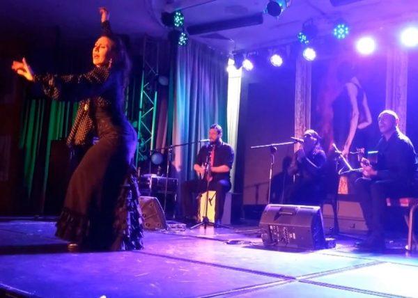 "Irene La Sentío | Festival Flamenco ""Eilat"" (Israel)"