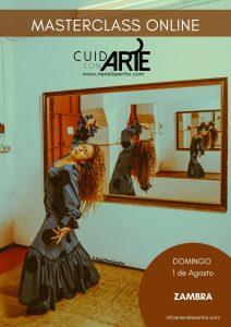 ONLINE Masterclass 'por Zambra'