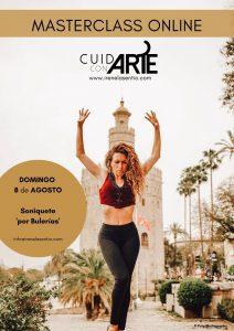 Masterclass online 'Soniquete por Bulerías'
