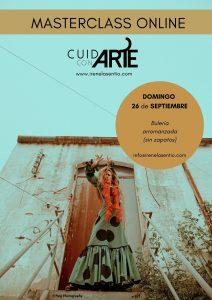 Masterclass online 'Bulería Arromanzada'
