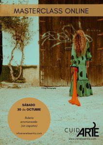 Online Masterclass 'Bulería arromanzada'